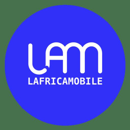 LOGO LAfricaMobile
